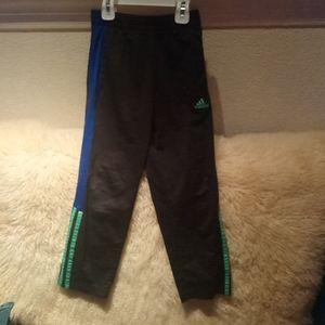 Adidas, boy jersey pants, size 7